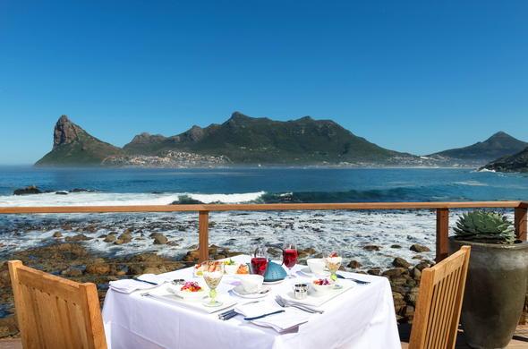 Tintswalo Atlantic Beachview Dining